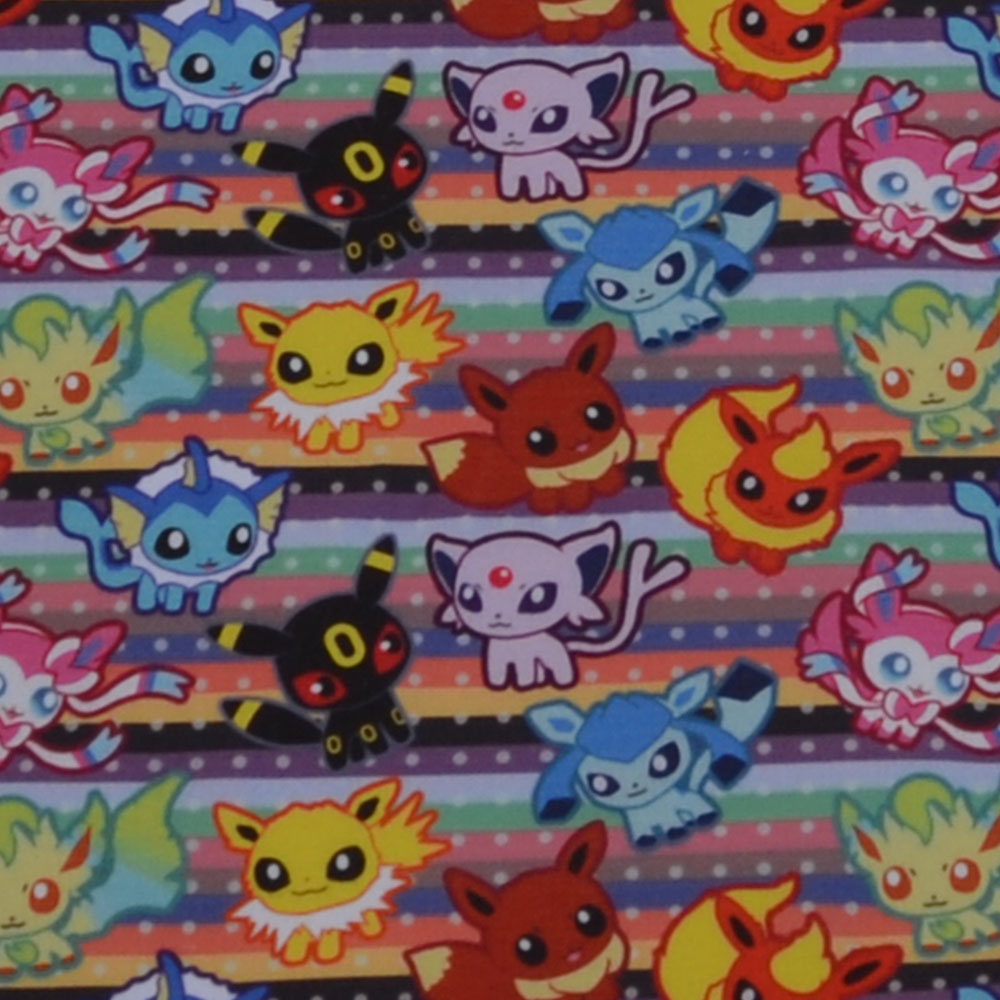 Eeveelution Stripes